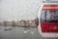 Long rainy days